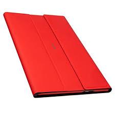 nokia su 42 amazon com nokia power qwerty su 42 red keyboard for lumia 2520