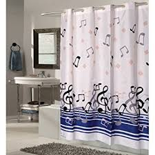 Amazon Extra Long Shower Curtain Amazon Com 108