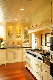 Country Kitchen Ceiling Lights by Unfinished Kitchen Cabinet Doors Kitchen Rustic With Beadboard
