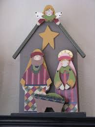 my shelves are sparkling inspiration for moms this nativity scene i purchase at hobby lobby a few years back it s not my favorite but i really wanted something that represented the real reason for
