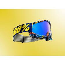 mirrored motocross goggles 100 motocross goggle accuri pollok mirror mxweiss motocross shop