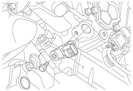 repair instructions camshaft position sensor replacement