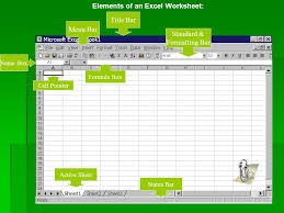 electronic spreadsheets cit 101 electronic spreadsheet definition