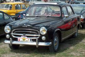peugeot cars old models peugeot 403 2606510