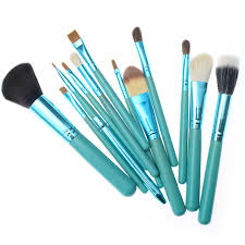 cheap professional makeup garley 12pcs professional makeup brush set makeup tools kit