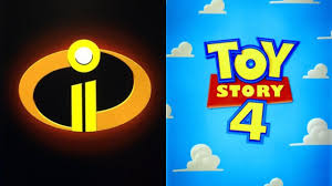 incredibles 2 release moved toy story 4 delayed