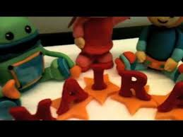 Cake Decorating Figures How To Make How To Make Team Umizoomi Cake Topper Step By Step Picture Is