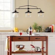 Kitchen 3 Light Pendant by Kitchen Island Lamp Pendant Lighting For Dining Room Fixture Bar