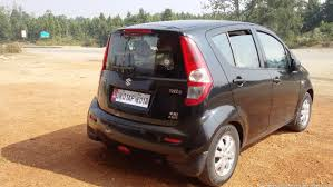 the black stallion u2013 my maruti suzuki ritz zxi page 4