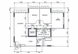 hdb floor plan butterpaperstudio reno buangkok 4 room bto hdb flat