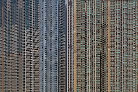 hong kong tiny apartments dizzying pics of hong kong s massive high rise neighborhoods wired