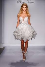 Cocktail Wedding Dresses Kleinfeld Bridal Dress U0026 Attire Nationwide Weddingwire