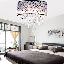Large Drum Pendant Chandelier Large Pendant Ceiling Lights Vintage Crystal Pendant Ceiling Light