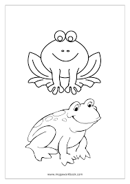colouring pages of water animals pics photos animals coloring