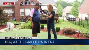 Backyard Barbeque Backyard Bbq With Danielle Breezy Wkrn Com