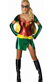 Red Robin Halloween Costume Compare Prices Robin Costume Halloween Shopping Buy