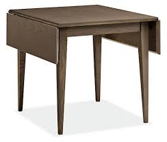Adams DropLeaf Dining Table Modern Dining Tables Modern - Room and board dining tables