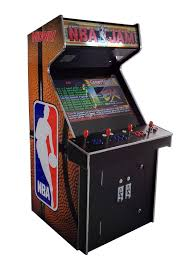 arcade rewind 3500 in 1 upright arcade machine with nba jam