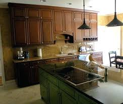 how tall are upper kitchen cabinets december 2017 bexblings com