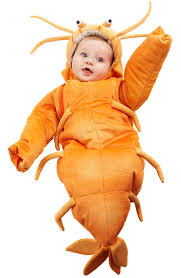 Infant Monster Halloween Costume Shrimp Bunting Infant Costume Costumes Halloween Parties And