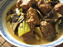 hakka cuisine recipes mztasty s kitchen savor the flavor stewed pork with preserved