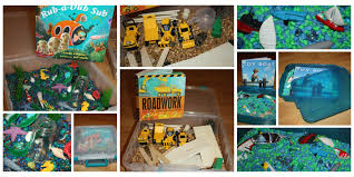 20 book sensory play ideas and hands on activities little bins
