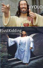 Easter Jesus Meme - yolo jesus yolo know your meme