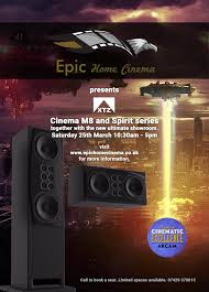 auro 3d home theater system epic home cinema products
