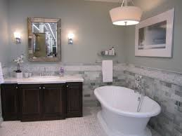 bathroom paint and tile ideas bathroom paint colors gray tile variants mike davies dma