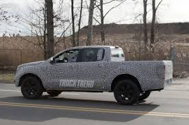 2019 ford ranger spy shots and video spied u2013 2019 ford ranger mule says g u0027day mate