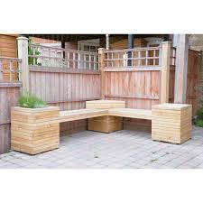 L Bench L Shaped Garden Furniture Az31mkl Cnxconsortium Org Outdoor