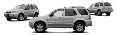 2007 ford escape hybrid 4dr suv research groovecar