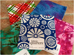 Ideas For Christmas Fat Quarters by Art Threads Wednesday Sewing Fat Quarters Part I