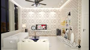 living room wallpaper designs home design inspiraion ideas