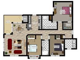 river house floor plans