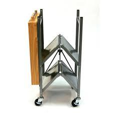folding island kitchen cart kitchen foldable kitchen cart costway rolling trolley island drop