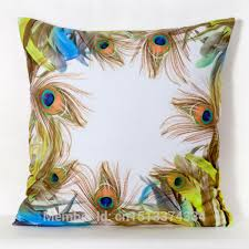 cushion cover picture more detailed picture about 2017 peacock