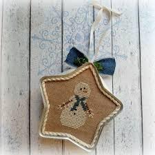 169 best cross stitch snowmen images on