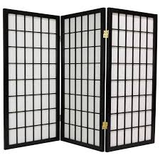 room divider panels oriental furniture window pane 36 inch tall shoji room divider