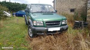 used isuzu trooper long your second hand cars ads