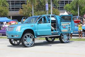 cadillac escalade ext 2016 2002 cadillac escalade ext on asanti wheels rides magazine