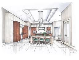 Interior Sketch by 58 Best Interior Sketch Images On Pinterest Architecture