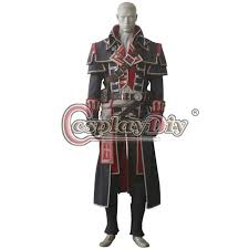 Rogue Halloween Costume Custom Kids Men U0027s Assassin U0027s Creed Rogue Shay