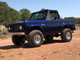 ford bronco jeep 1969 ford bronco for sale 1999154 hemmings motor news