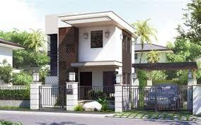 Small House Outside Design by Small House Exterior Design Kerala House Exterior Designs Family