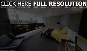 Gray And Red Bedroom by Gray And Yellow Bedroom Ideas Home Attractive