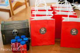 goody bag ideas goodies ideas for a kid s pirate party doug