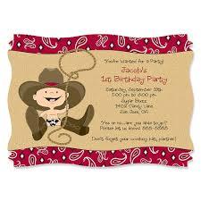cowboy party invitations u2013 gangcraft net