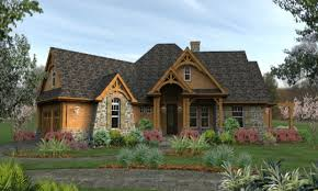 Cottage Style House Plans Brick Floor In Kitchen Cottage Style Homes Best Craftsman Style