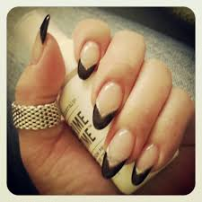 33 nail designs pointed tip 31 short pointy nail designs with
